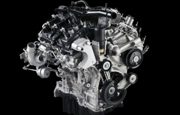 2015 Ford F150 27liter EcoBoost Engine Gets Detailed