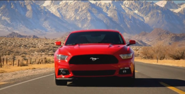"""drive wheel chair teak table and chairs garden 2015 ford mustang gets """"need for speed"""" commercial - autoevolution"""