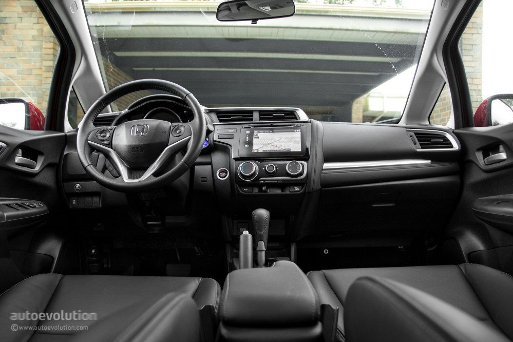 medium resolution of the ride is really nice and you get confident brakes and accurate steering on the new honda fit the 1 5 liter engine is mated to a cvt gearbox and delivers