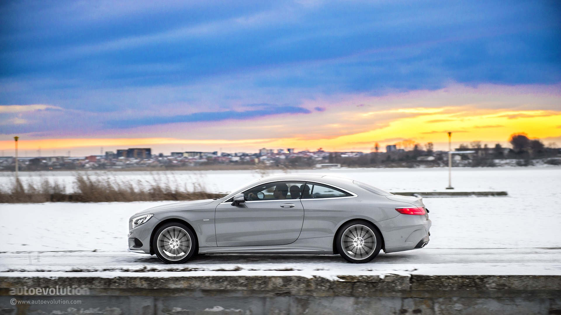 2015 Mercedes Benz S Class Coupe HD Wallpapers If Rodin