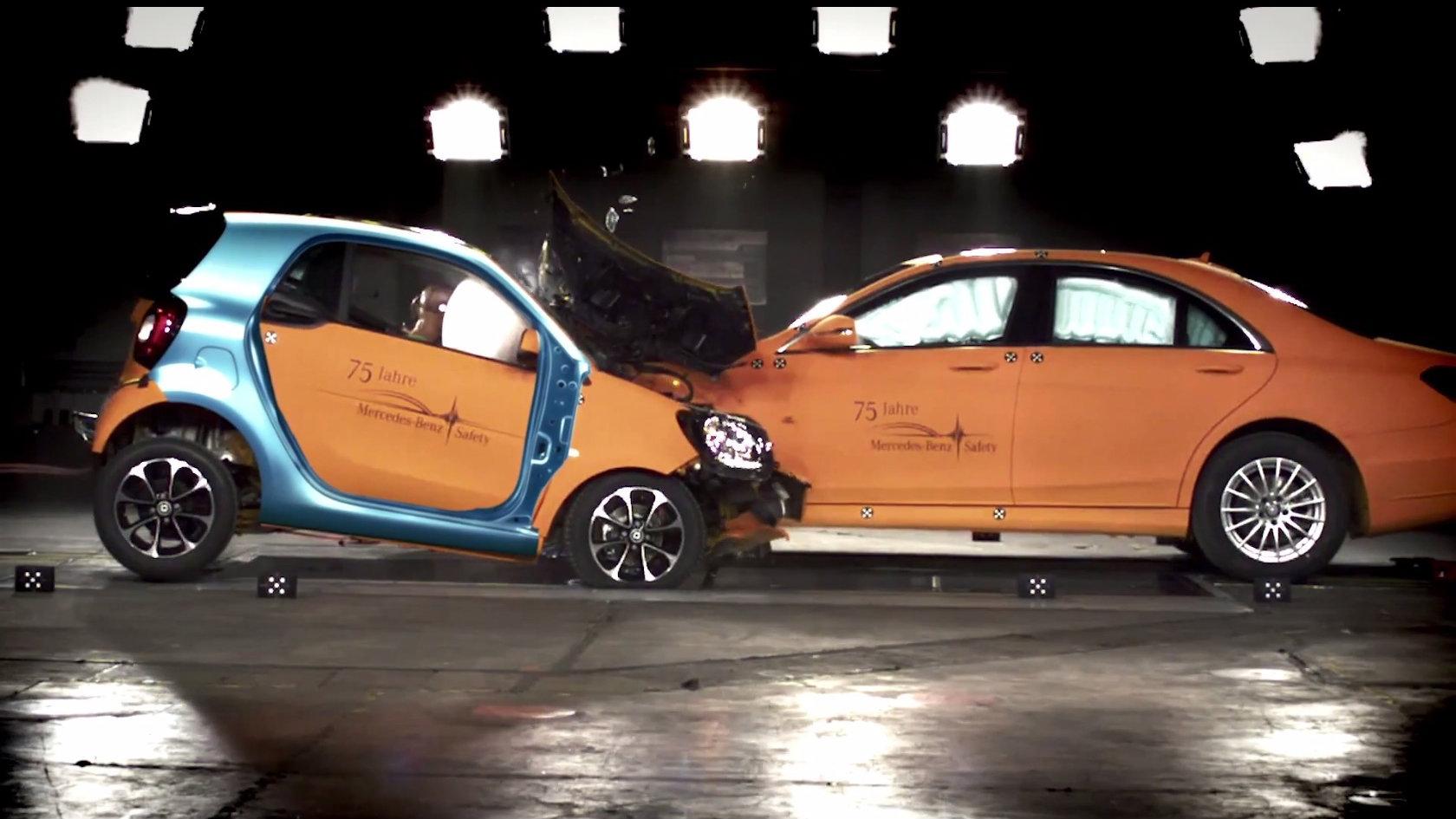 Car Physics Crash Behind
