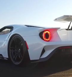 2017 ford gt engages race mode seven times quicker than the mclaren p1 [ 1366 x 681 Pixel ]