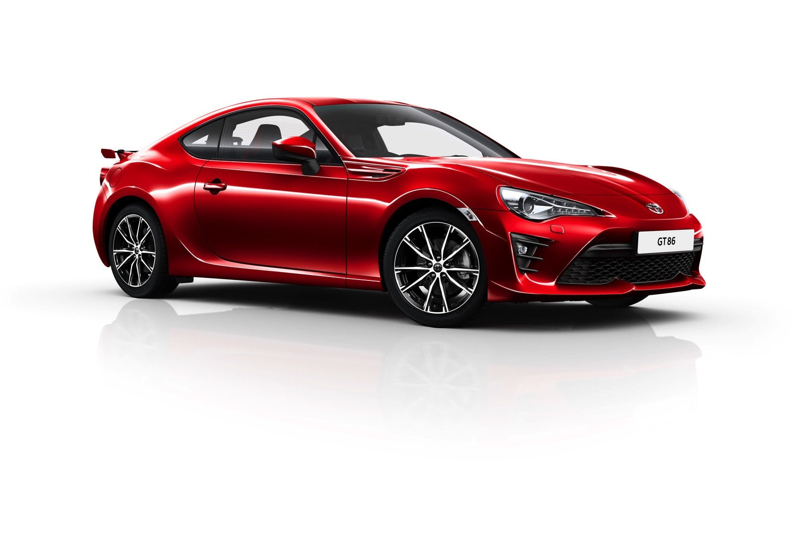 2017 Toyota GT86 Priced From 25495 In The United Kingdom