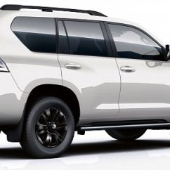 Toyota Yaris 2017 Trd Parts Grand New Avanza Veloz 2015 Land Cruiser Prado Gets Range-topping ...