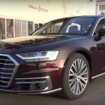 2018 Audi A8 W12 Has 585 Hp But It Doesn T Sound Good Autoevolution