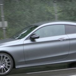 All New Camry Pantip Kapasitas Oli Mesin Grand Avanza 2016 Benz C43 Amg Coupe Easypainting Co 2018 Mercedes Facelift Spied In Germany With Magno Rh Autoevolution Com
