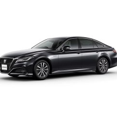 All New Camry Hybrid 2019 Review Grand Kijang Innova Diesel 2018 Toyota Crown Launched In Japan With Dcm 24-7 ...