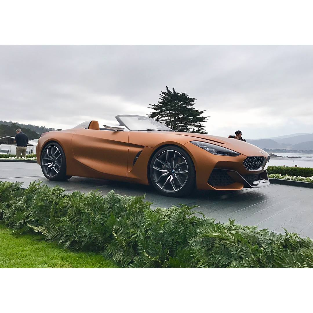 Bmw Z4 M Coupe: 2019 Bmw Z4 M Roadster Exterior
