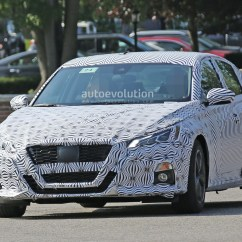 All New Camry 2019 Interior Kelemahan Grand Avanza 2018 Spyshots Nissan Altima Shows Model Targets