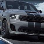 2021 Dodge Durango Srt Hellcat Design Flaws Fixed In Rendering Video Autoevolution