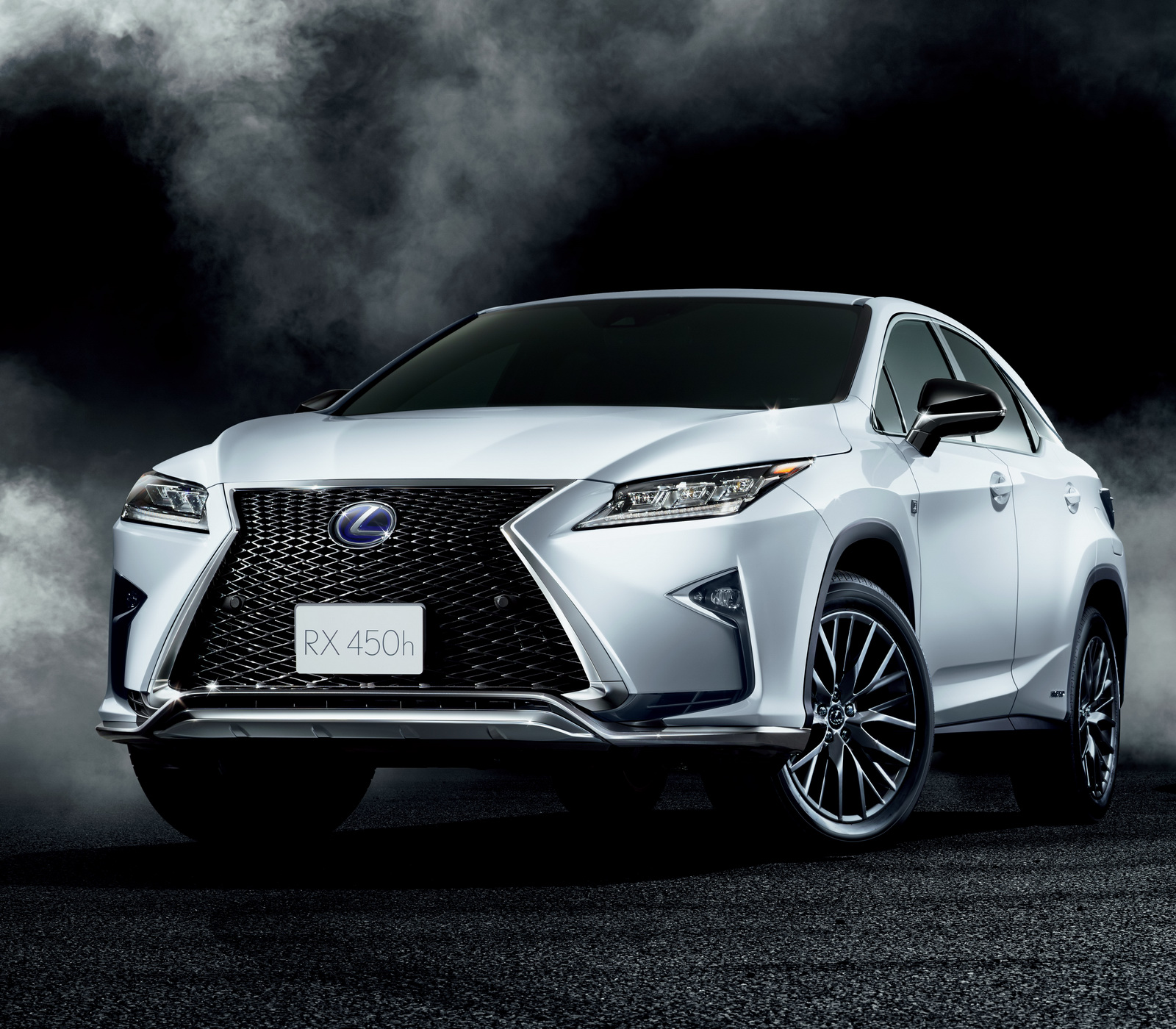 All New Lexus RX Debuts in Japan with 2 Liter Turbo and Hybrid