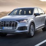 Basic 2020 Audi Q7 Facelift Looks Like This Is Still Understated Autoevolution