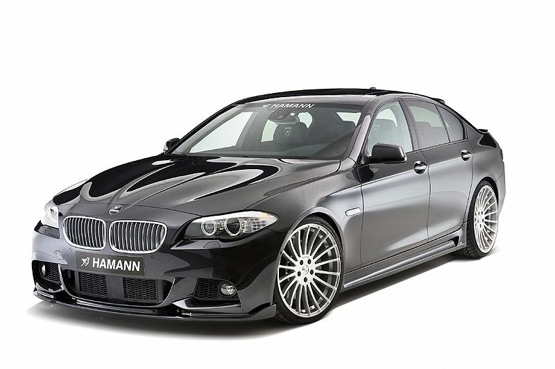 BMW 5 Series Targeted By Hamman Autoevolution
