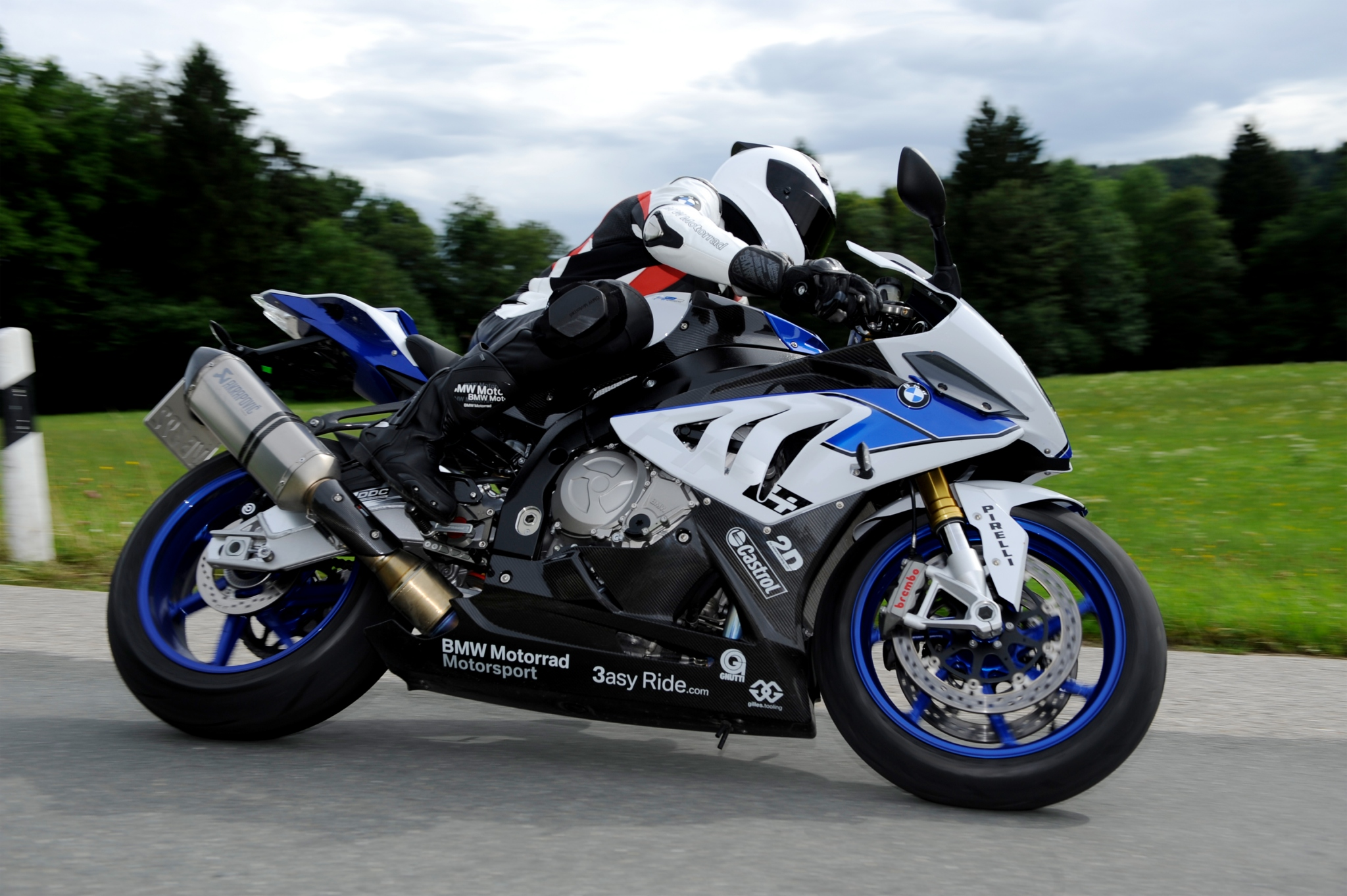 BMW Announces US Motorcycle Prices Ditches the HP4 and