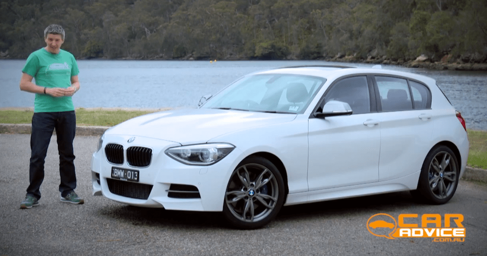 medium resolution of bmw f20 m135i review by car advice