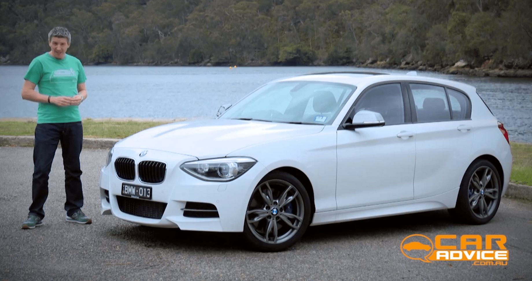 hight resolution of bmw f20 m135i review by car advice