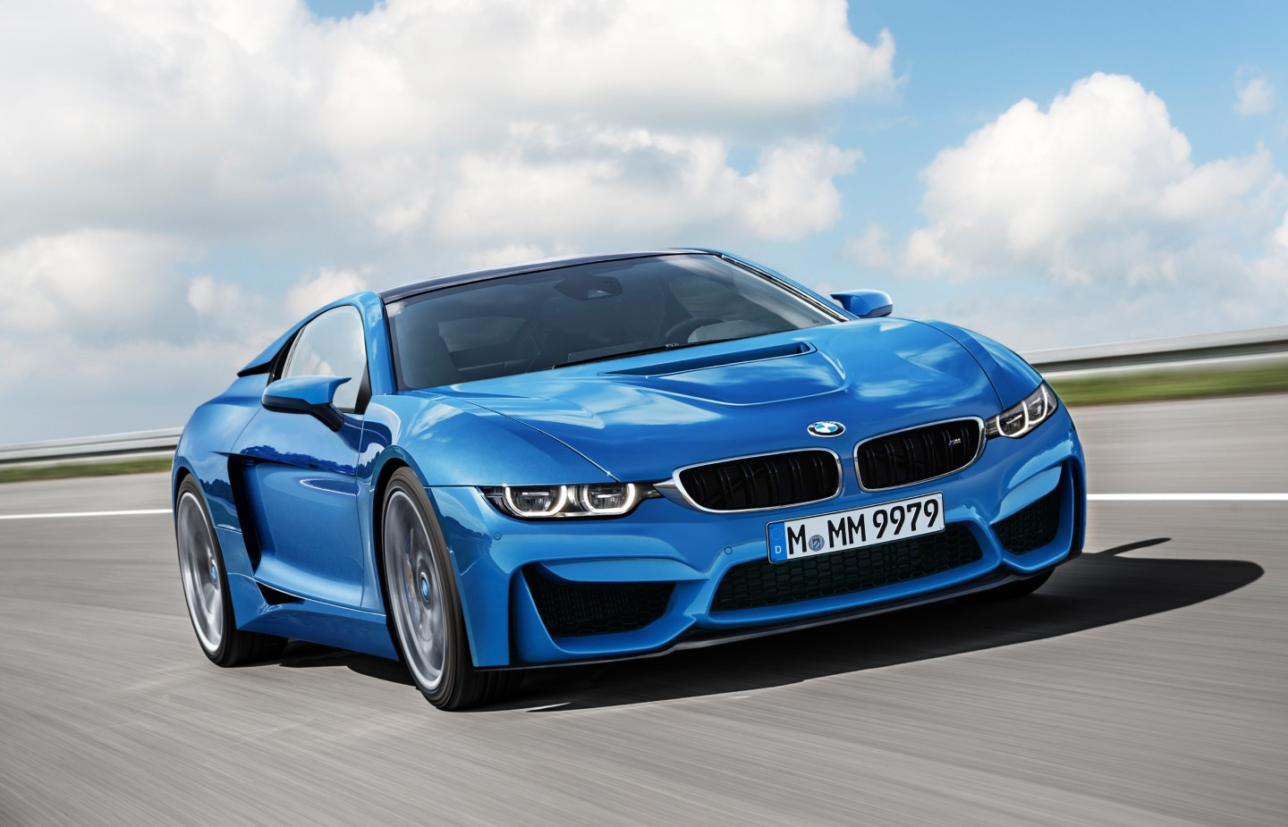 Bmw I8 M Rumors Denied, Once Again Autoevolution