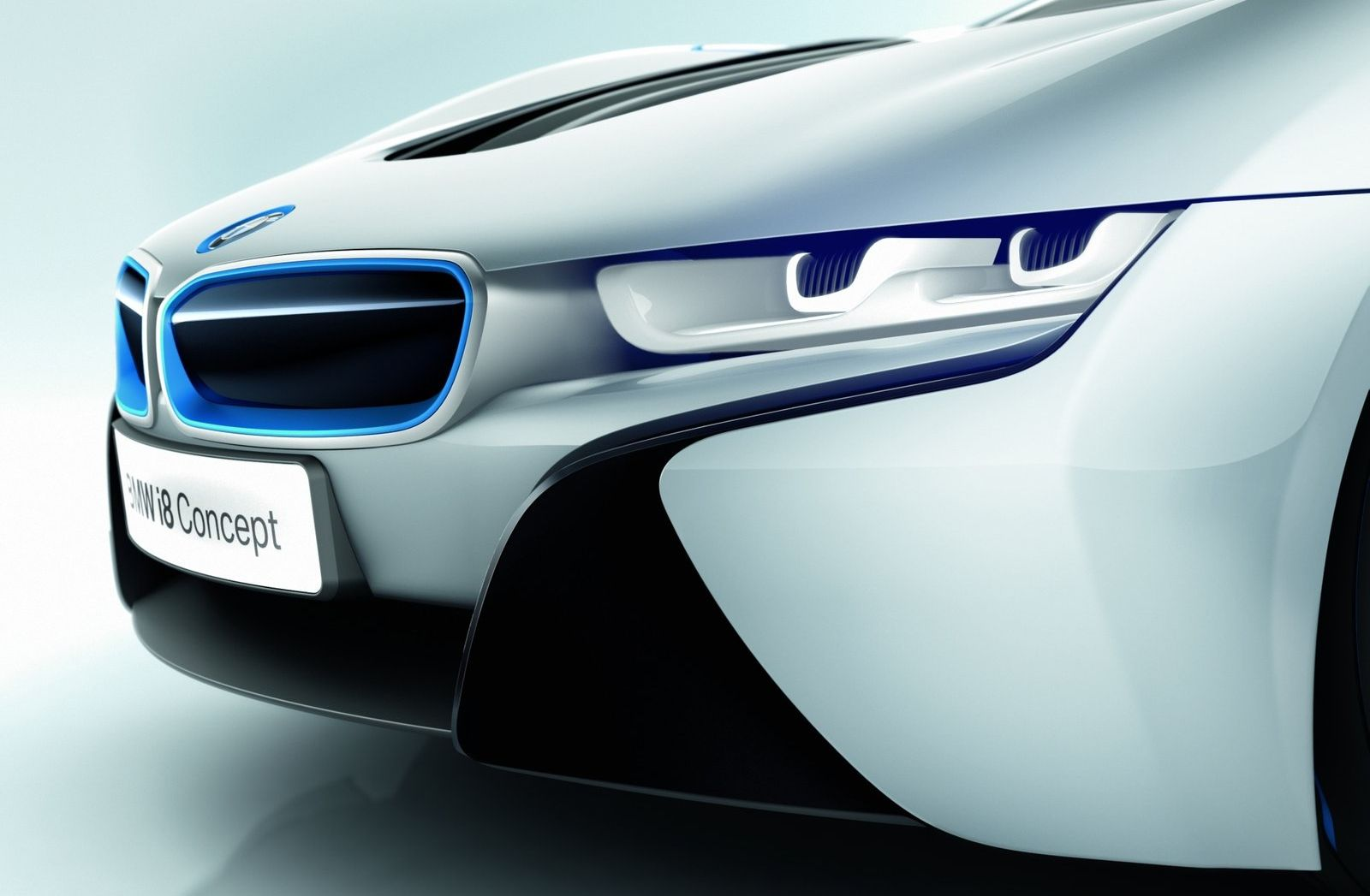 bmw laser smart headlights