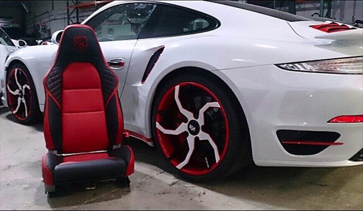 Boston Red Soxs Rusney Castillo Gets His Porsche 911