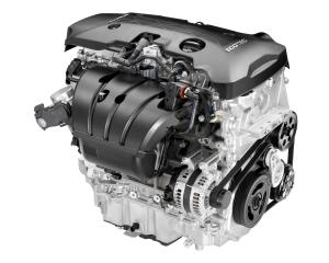 Chevrolet Brags About the New 4Cylinder EcotecPowered