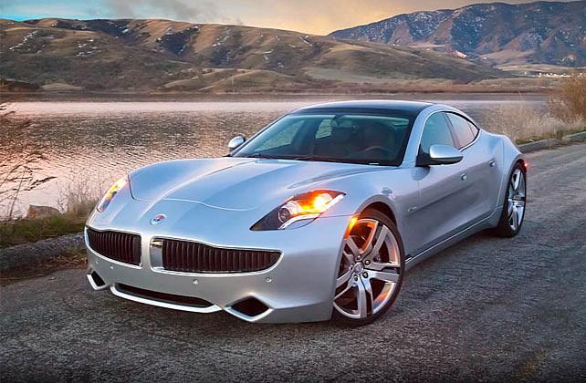 Corvettepowered Fisker Karma Set For 2014 Launch