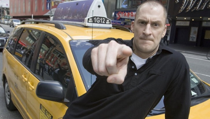 Discovery Channels Cash Cab Host Ben Bailey Buys Tesla