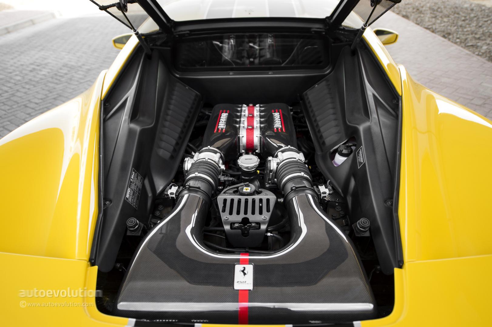 Ferrari 458 Speciale Hd Wallpapers Autoevolution