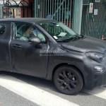 Fiat 500x Spied Roaming In Italy Autoevolution