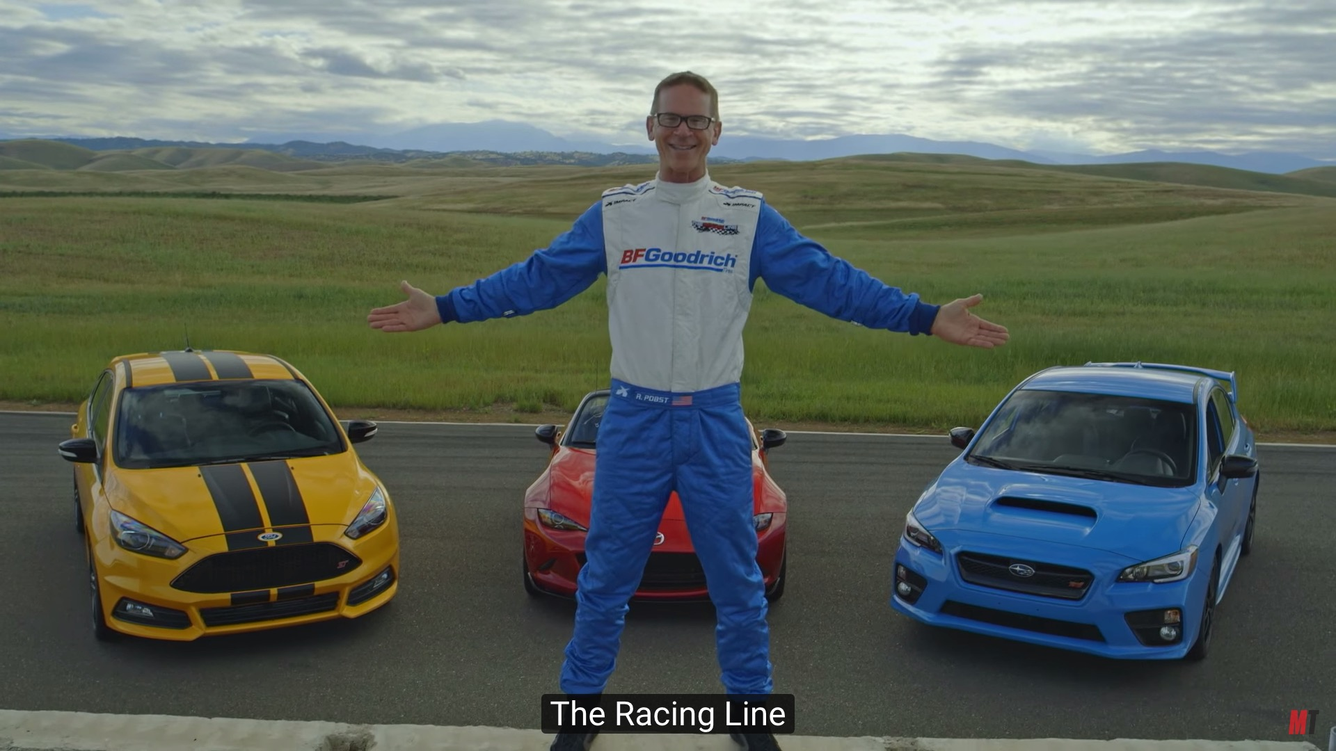 Randy Pobst On the Goods and the Bads of RWD. FWD. and AWD - autoevolution
