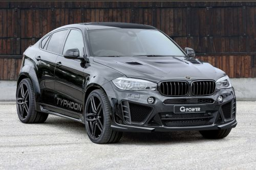 small resolution of  g power bmw x6 m typhoon