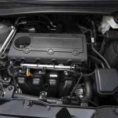 2004 Hyundai Accent Engine Diagram Nissan Maxima Wiring 2010 Tucson Unveiled In La - Autoevolution