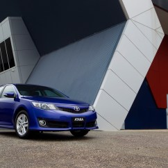 Brand New Toyota Camry Price In Australia Cicilan Grand Veloz 2012 For Unveiled Autoevolution