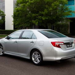 Brand New Toyota Camry Price In Australia Grand Veloz Vs Ertiga 2012 For Unveiled Autoevolution