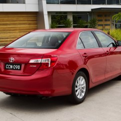 Brand New Toyota Camry Price In Australia Warna All Kijang Innova 2012 For Unveiled Autoevolution