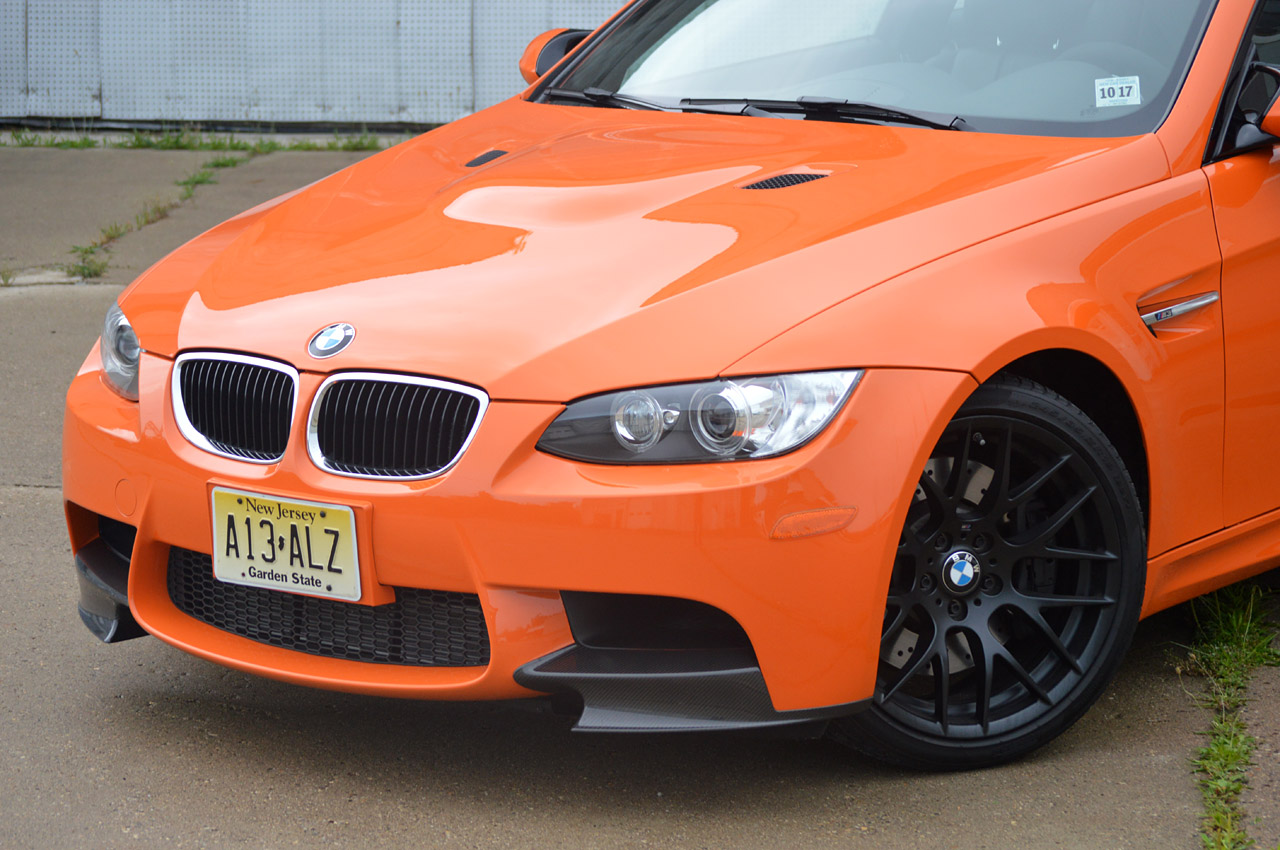 Bmw E93 M3 Lime Rock Edition Review
