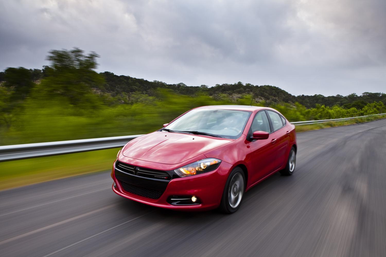 2013 Dodge Dart Gets New Special Edition Models - autoevolution