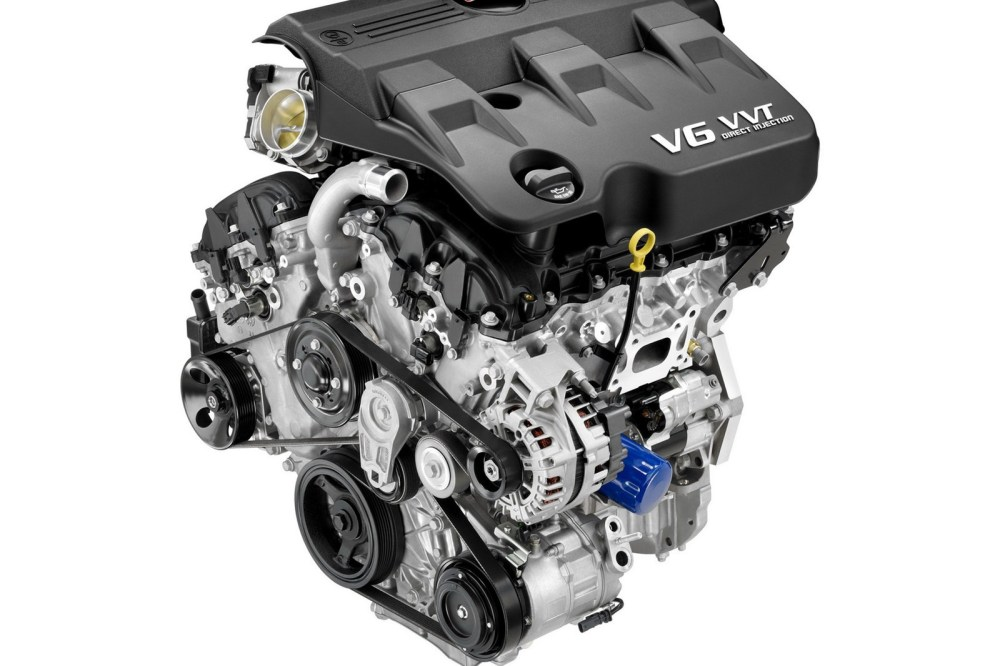 medium resolution of 2013 gmc terrain gets denali pack and new v6 autoevolution 2007 chevrolet impala engine diagram