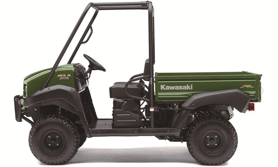 Kawasaki Mule 4010 Fuel Filter Location 2013 Kawasaki Mule 4010 4x4 Diesel Utility Redefined