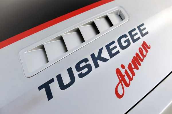 Red Tails Tuskegee Airmen Logo