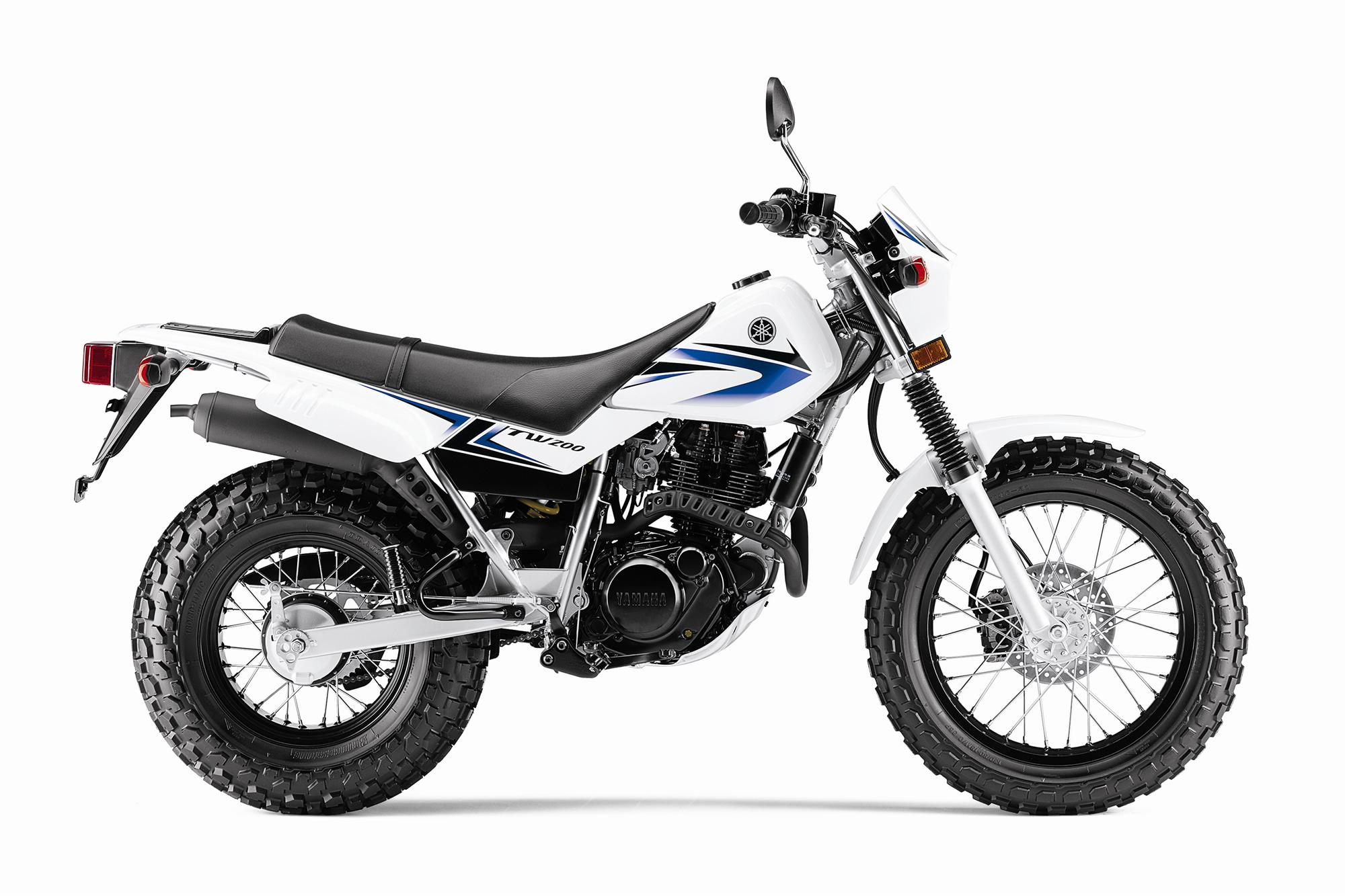 Yamaha Tw200 Is Still A Spectacularly Fun Bike