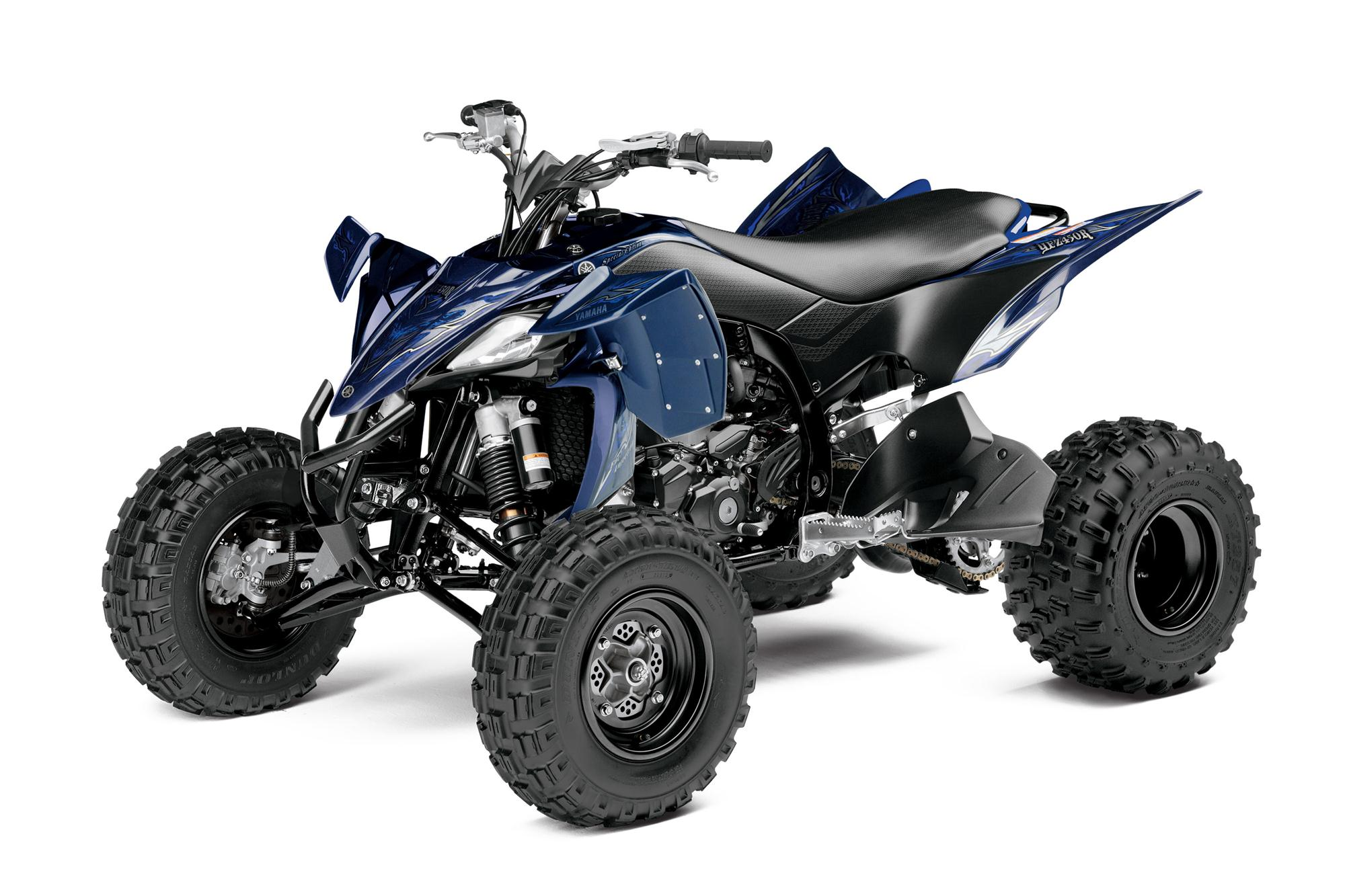 Yamaha Yfz450r Se Atv Motocross Superlative
