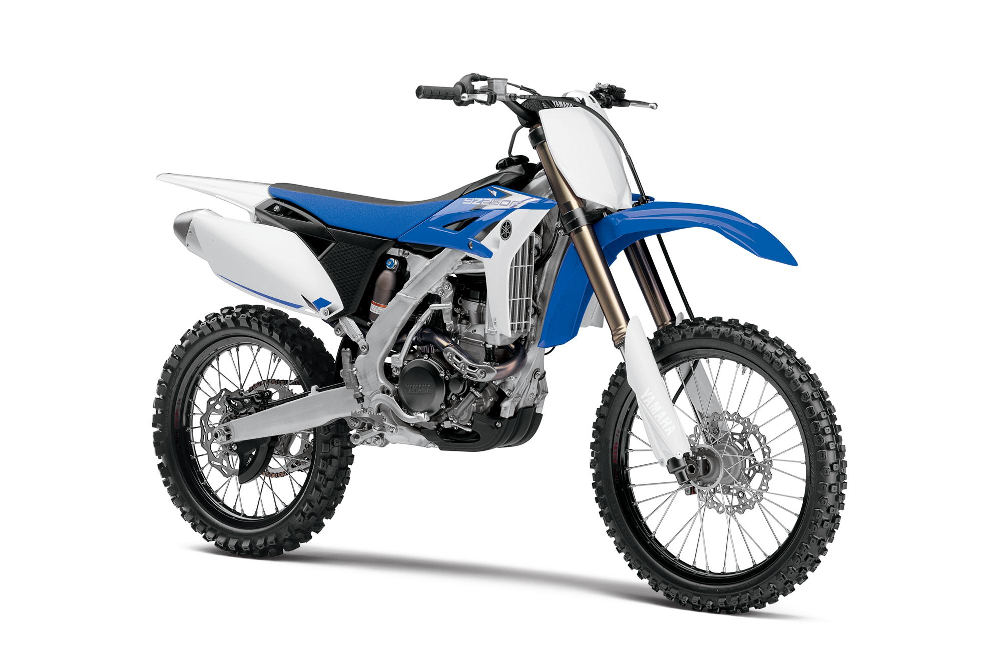 Yamaha Yz250f The Lightweight Dirt Racing Machine