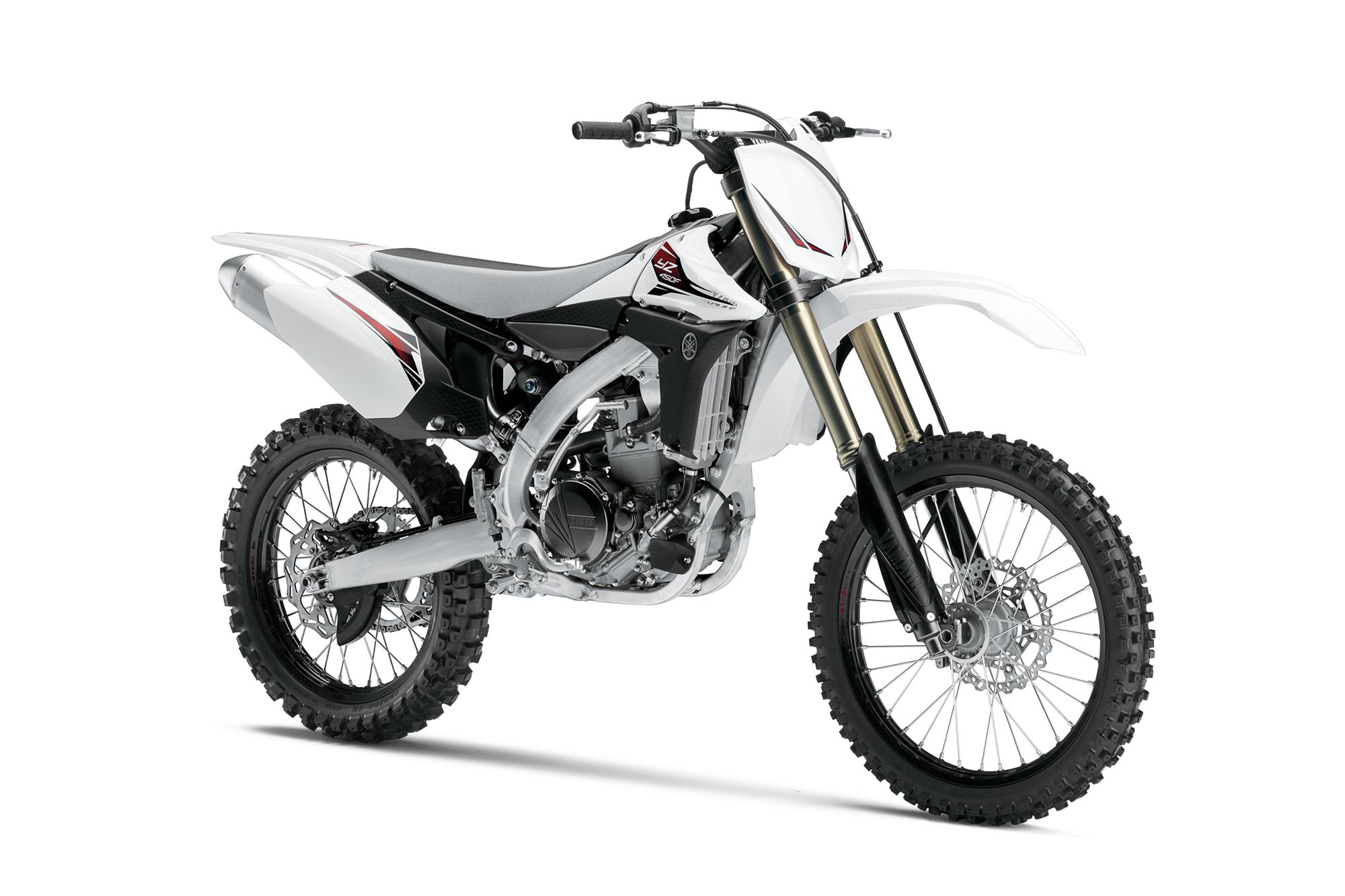 2013 Yamaha YZ450F, A Fun and Powerful Dirt Beast