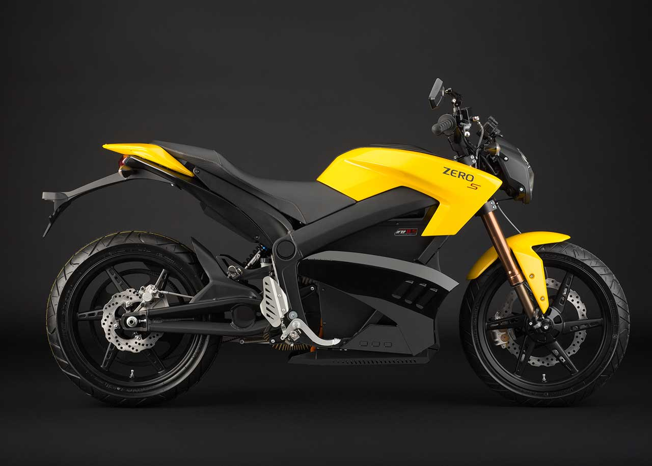 2013 Zero S Bike Gets Chademo Charging  Autoevolution