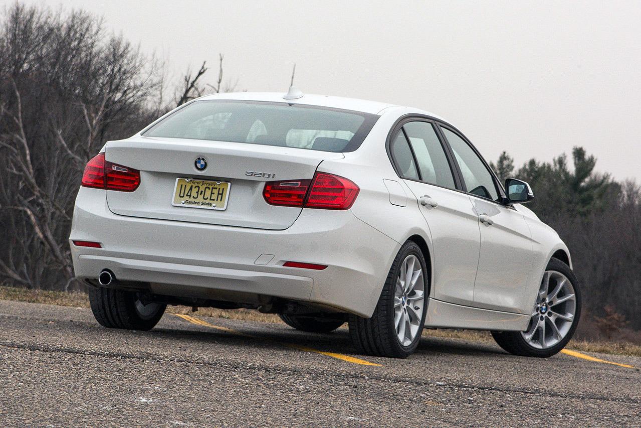 2014 Bmw 320i Review By Autoblog  Autoevolution