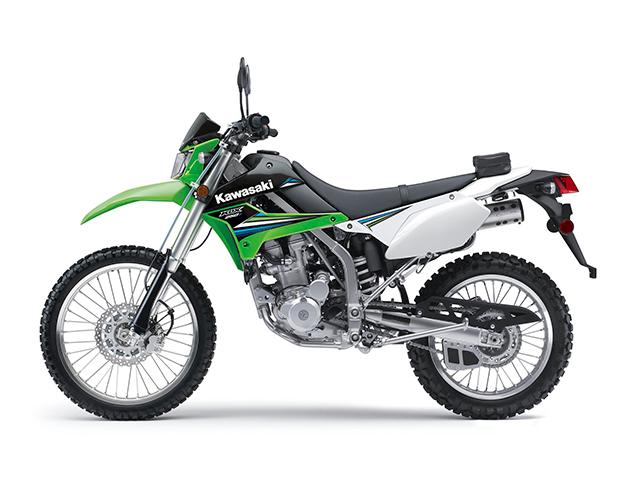 2014 Kawasaki KLX 250S, the New Dual-Purpose Machine