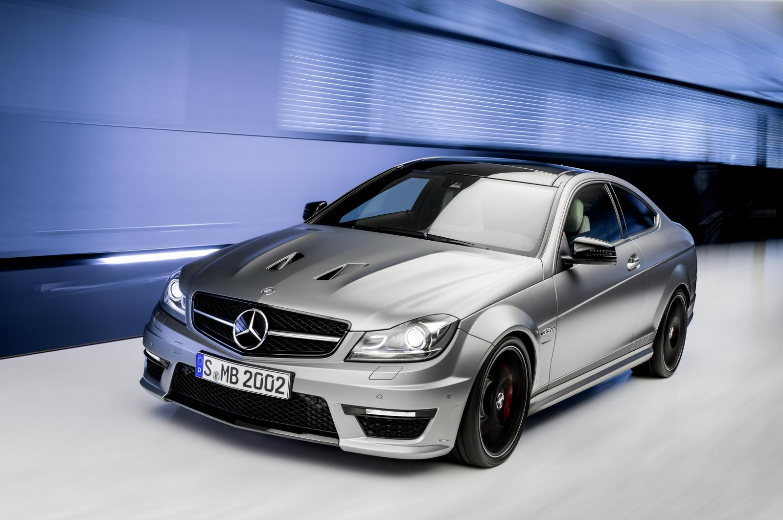 2014 Mercedes-Benz C63 AMG Edition 507 Released [Video] - autoevolution
