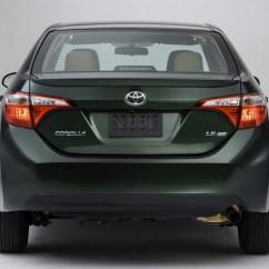 All New Yaris Trd 2017 Varian Warna Grand Avanza 2014 Toyota Corolla Fully Revealed - Autoevolution