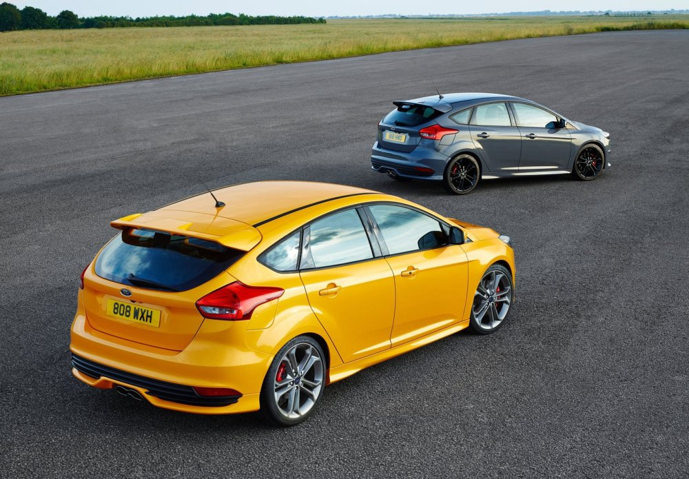medium resolution of 2015 ford focus st