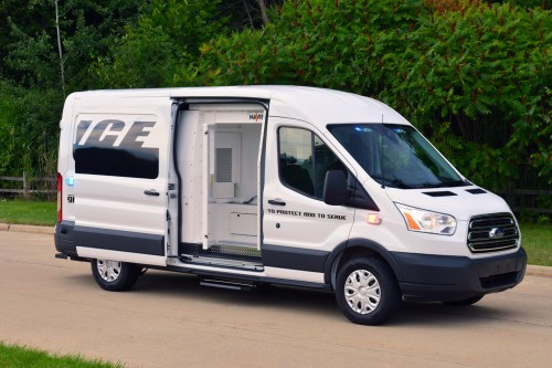 small resolution of 2015 ford transit ptv concept could be a next gen paddy wagon rh autoevolution com 2015